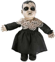 Victorian Haunted Doll with Sound