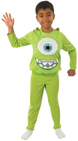 Boys Deluxe Mike Fancy Dress Costume