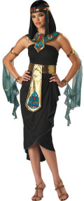 Ladies Cleopatra Queen Fancy Dress Costume
