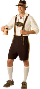 Mens Bavarian Fancy Dress Costume 2