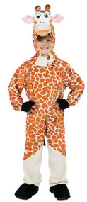 Child's Giraffe Fancy Dress Costume
