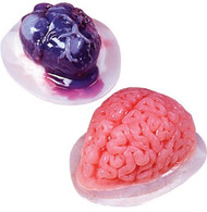 Heart & Brain Halloween Jelly Moulds