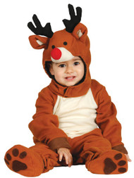 Baby Cute Reindeer Fancy Dress Costume
