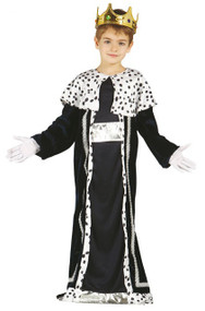 Boys Wise King Fancy Dress Costume