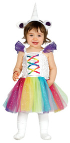 Baby Unicorn Fancy Dress Costume