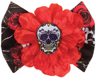 Ladies Day of The Dead Hair clip