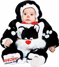 Baby Cartoon Cat Fancy Dress Costume