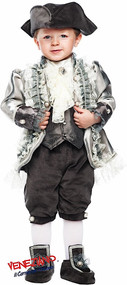 Baby Boys Count of Monte Cristo Fancy Dress Costume