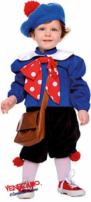 Boys French Artist Fancy Dress Costume