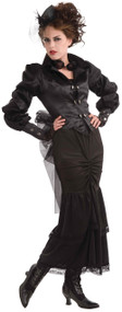 Ladies Classy Steampunk Victorian Fancy Dress Costume