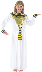 Girls Cleopatra Fancy Dress Costume 1
