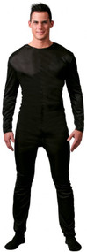 Mens Black Jumpsuit