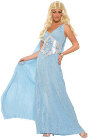 Ladies Queen of Dragons Fancy Dress Costume