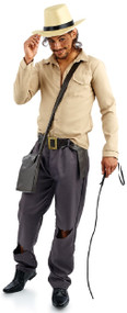 Mens Adventurer Fancy Dress Costume