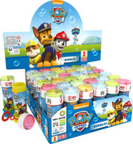 Blue Paw Patrol Bubbles