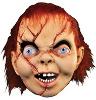 Adults Deluxe Chucky Fancy Dress Mask