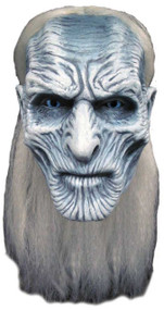 Adult Deluxe White Walker Fancy Dress mask