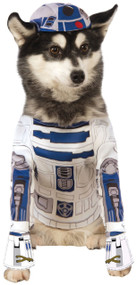 Dog Star Wars R2D2 Fancy Dress Costume
