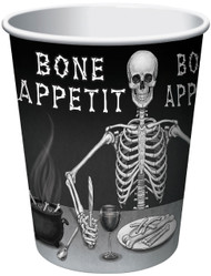 Halloween Skeleton Cups Party Accessory