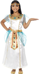 Girls Deluxe Cleopatra Fancy Dress Costume