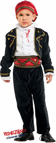 Boys Deluxe Fortune Teller Fancy Dress Costume