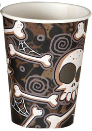 Halloween Bones Cups Party Accessory