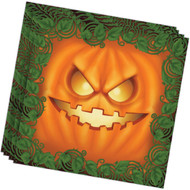 Halloween Pumpkin Napkins Party Accessory