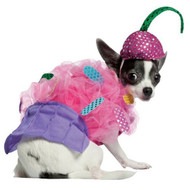 Dog Cupcake Fancy Dress Costume