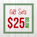 BELOW $25