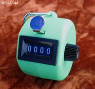 Hand Counter, Fluorescent Green
