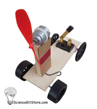 Air Motor Car Kit (Car Propeller Kit)