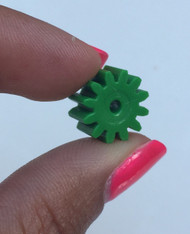 Small Gear, 2.5mm Hole (Pack of 10)