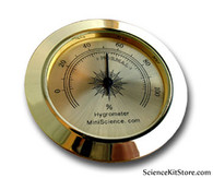 Hygrometer, High Quality, 60mm