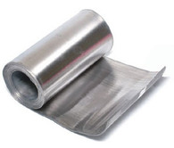 "Lead Metal Sheet, 4 Sq. Ft (1' x 4' x 1/16""), 14 - 15 Lbs"