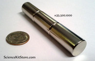 Neodymium Magnet, N35.500.1000