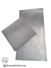 "Zinc Plates/Electrodes - 6"" x 24"""
