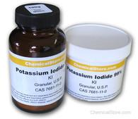 Potassium Iodide, 99% USP (3 oz.)