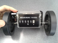 Feet Counter, Distance Measuring Wheels (Ft. & In.)