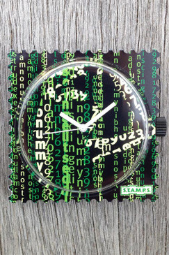 Syntax STAMPS Single Watch