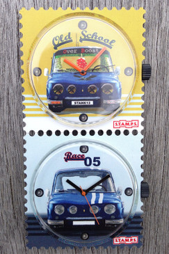 Gordi STAMPS Double Watch