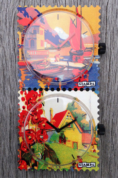 Idyllic STAMPS Double Watch