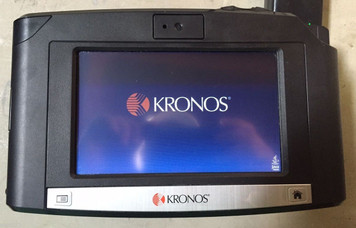Kronos Intouch 9000 8609000-001 Barcode