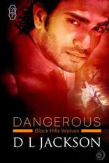 Dangerous (Black Hills Wolves #24)