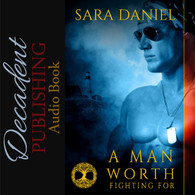 A Man Worth Fighting For (Wiccan Haus #2) Audiobook