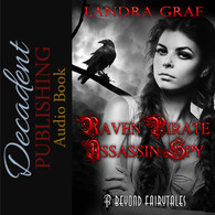 Raven Pirate Assassin Spy Audiobook