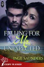 Falling for Mr. Unexpected (Escape to Africa series)