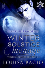 Winter Solstice Menage (Black Hills Wolves #34)