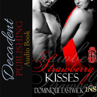 Strawberry Kisses (Audiobook)