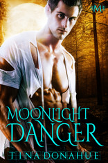 Moonlight Danger (Hot Moon Rising #5)