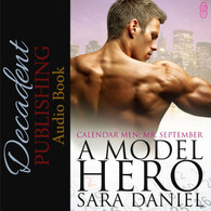 A Model Hero (Audiobook)